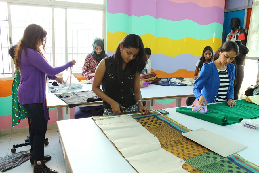 Fashion & Apparel Designing