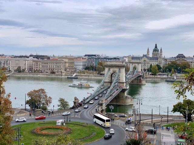 Цепной мост / Széchenyi Lánchíd
