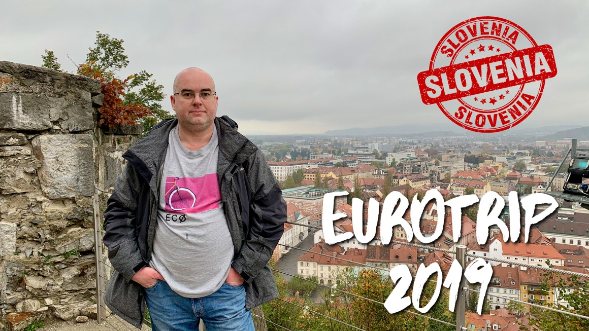 🇪🇺 EuroTrip 2019 – 🇸🇮 Slovenia (Ljubljana, Bled Lake and Castle)