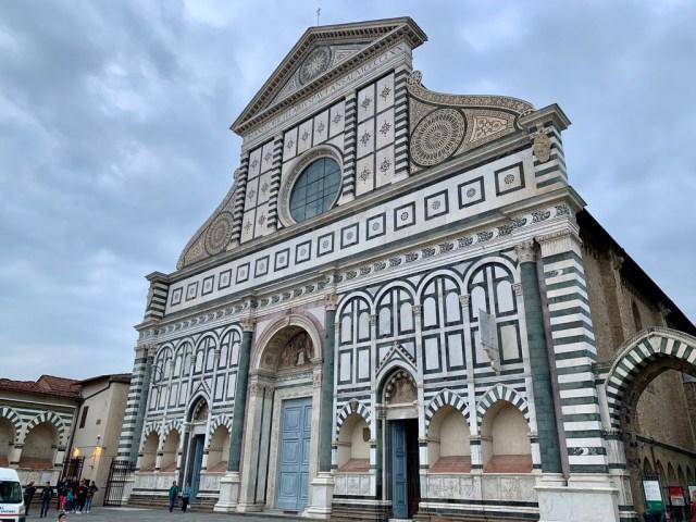 Санта Марія Новелла (Basilica di Santa Maria Novella)