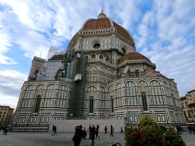 Санта-Марія-дель-Фйоре (Cattedrale di Santa Maria del Fiore), Florence, Italy