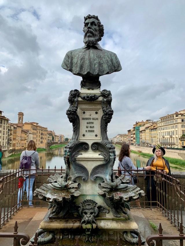 Бенвенуто Челліні (Benvenuto Cellini) - итальянский скульптор, ювелир, живописец, воин и музыкант эпохи Ренессанса.