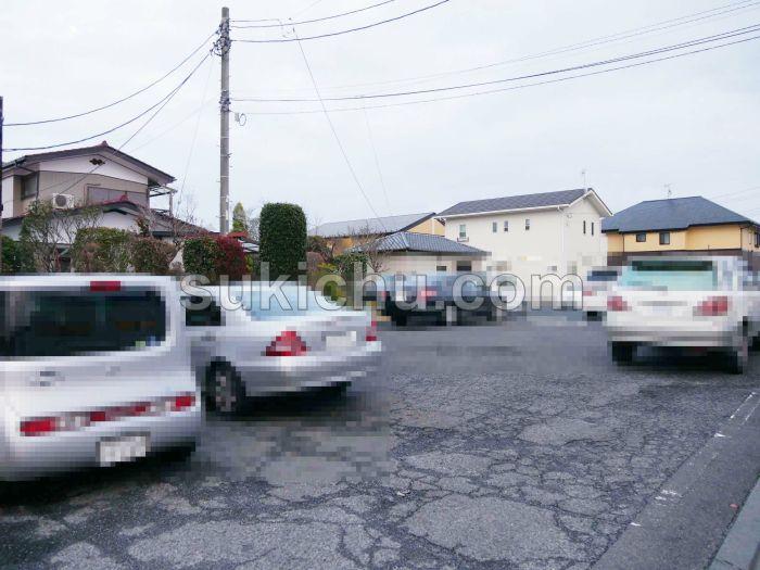 味噌屋麺吉水戸店駐車場