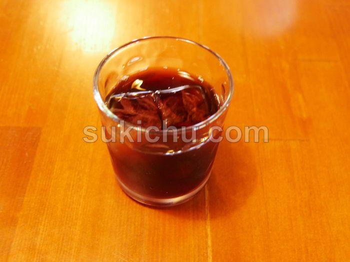 なんだかうれしい。水戸ブラックアイスコーヒー