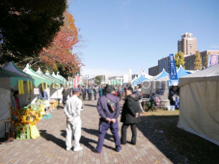 第42回水戸市産業祭会場