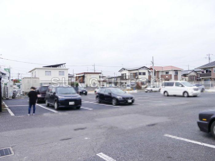 焼肉レストラン安楽亭水戸千波町店駐車場