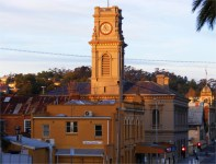 Evening Castlemaine