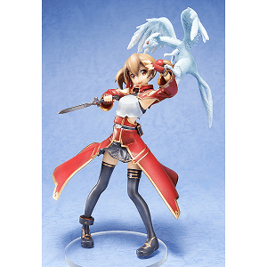 Sword Art Online Action Figure Silica with Pina