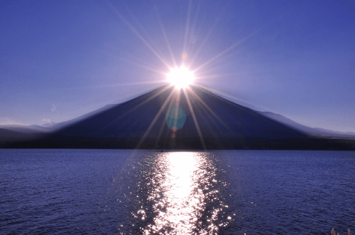 Diamond Mt Fuji