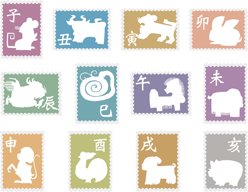 The basic guideline of knowing Japanese zodiac!