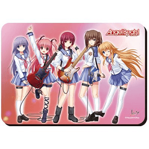 Angel Beats Mouse Pad