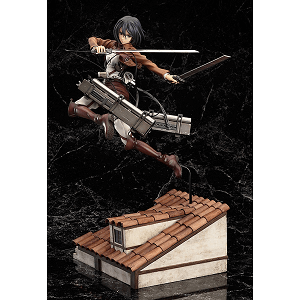 Attack on Titan Action Figure Mikasa