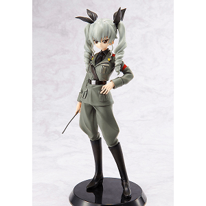 Girls und Panzer Action Figure Anchovy