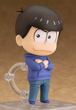 Mr. Osomatsu Mini Figure