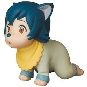 Wolf Children Action Figure Ame