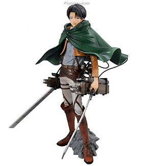 Levi Action Figure anime