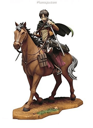 Eren Action Figure