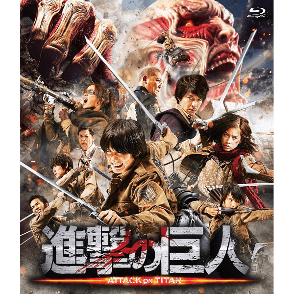 attack on titan live action movie