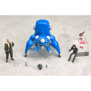 Ghost in the Shell anime figure Makoto and Batou