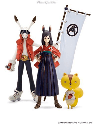 Summer wars Anime Figure