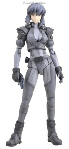 Ghost in the Shell SAC Motoko Kusanagi PVC Figure
