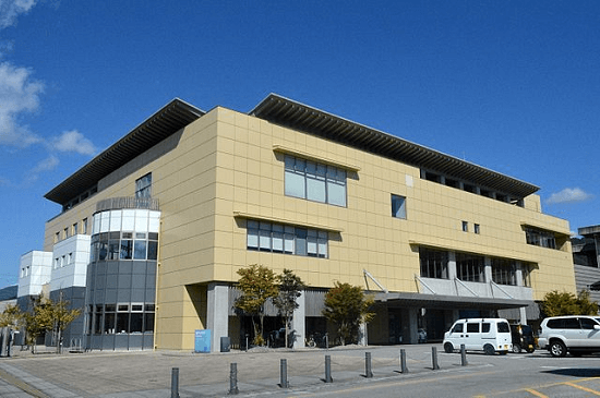 Hida City Library(Your Name)