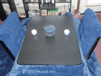 Tea on Kotatsu