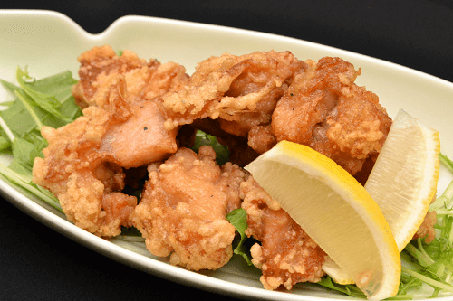 Karaage(Japanese deep-dried chicken)