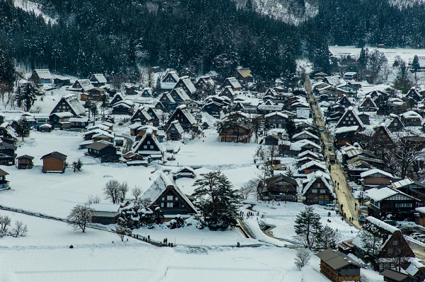 Shirakawago 2 in Gifu