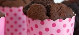 Sukkerhjerte´s ultimative Chokolademuffin