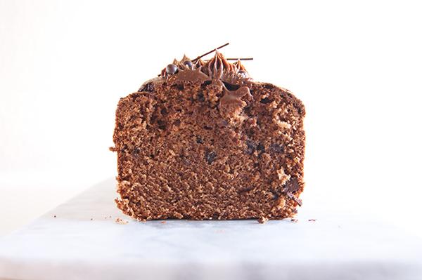 Luksus chokoladekage