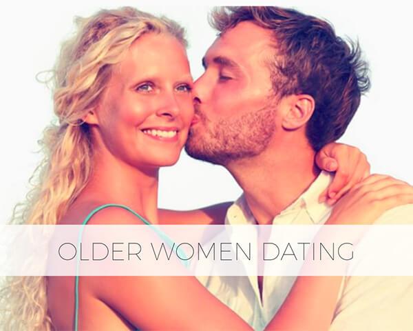 Older Women Dating