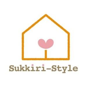 所沢整理収納アドバイザーSukkiri-Styleのロゴファビコン画像