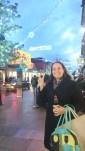 Christmas time and my birthday trip to UK