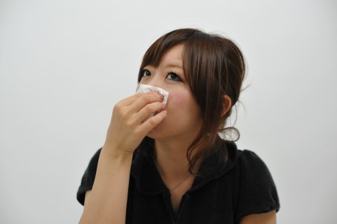 鼻血が毎日出る!頻繁な原因は?病気?塊が出た場合病院には行くべき?