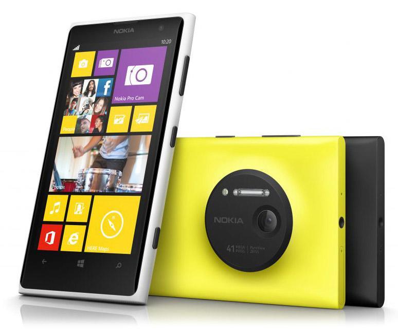 諾基亞Lumia1020