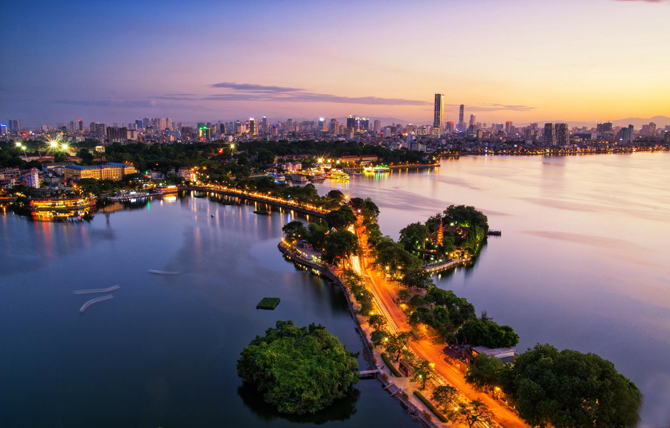 小組賽於越南河內 照片取自LOL官網
