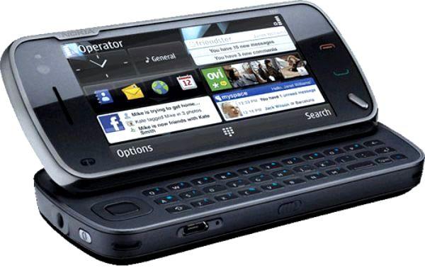 諾基亞N97