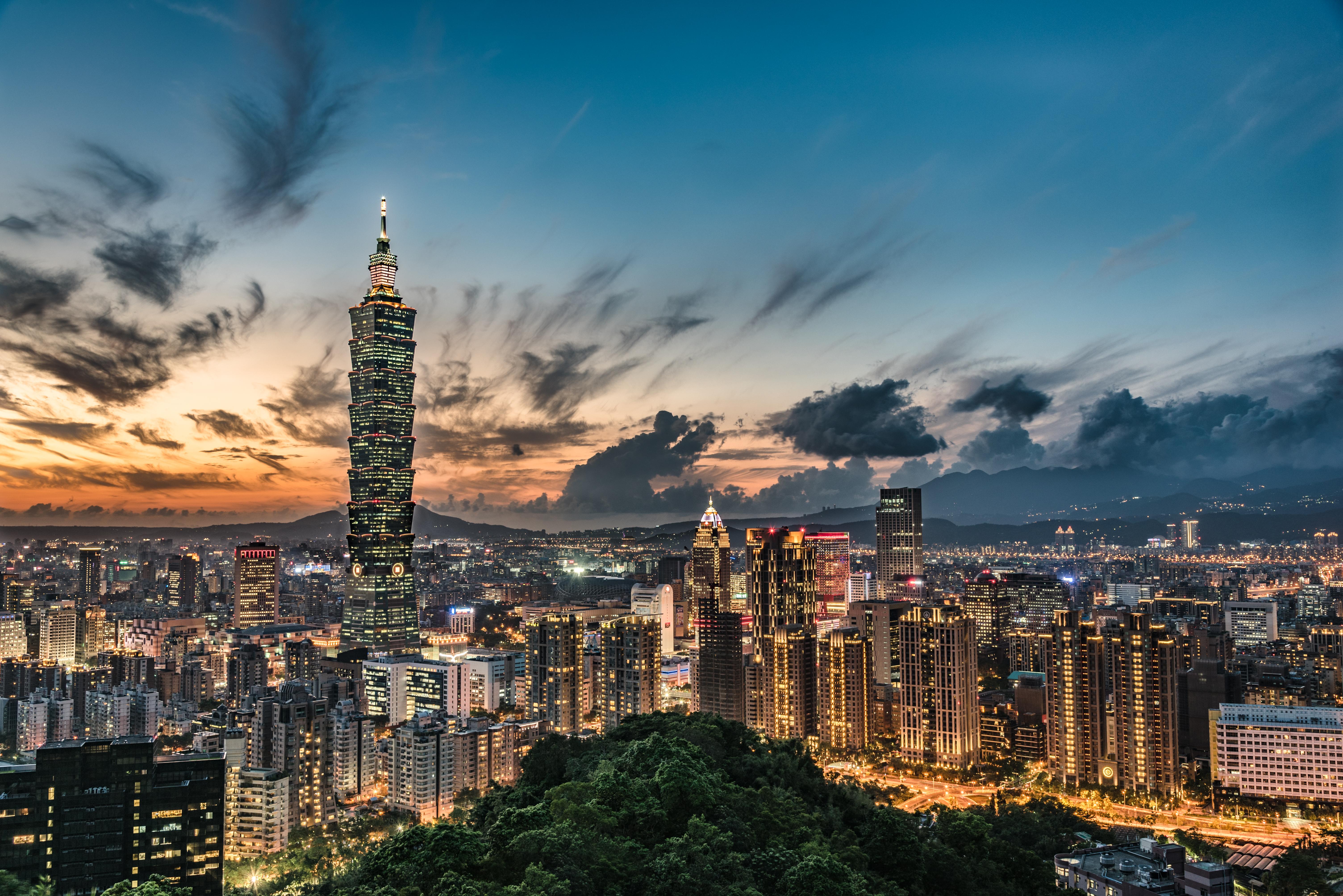 四強賽與總決賽 於台灣台北 照片取自LOL官網