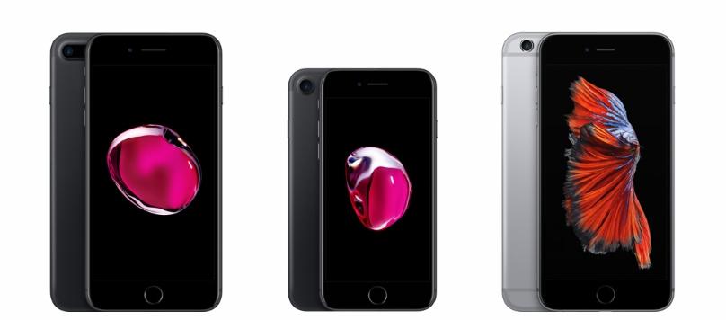 iPhone 7 Plus iPhone 7 iPhone 6S Plus