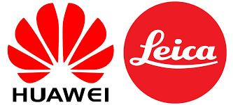 Leica and Huawei