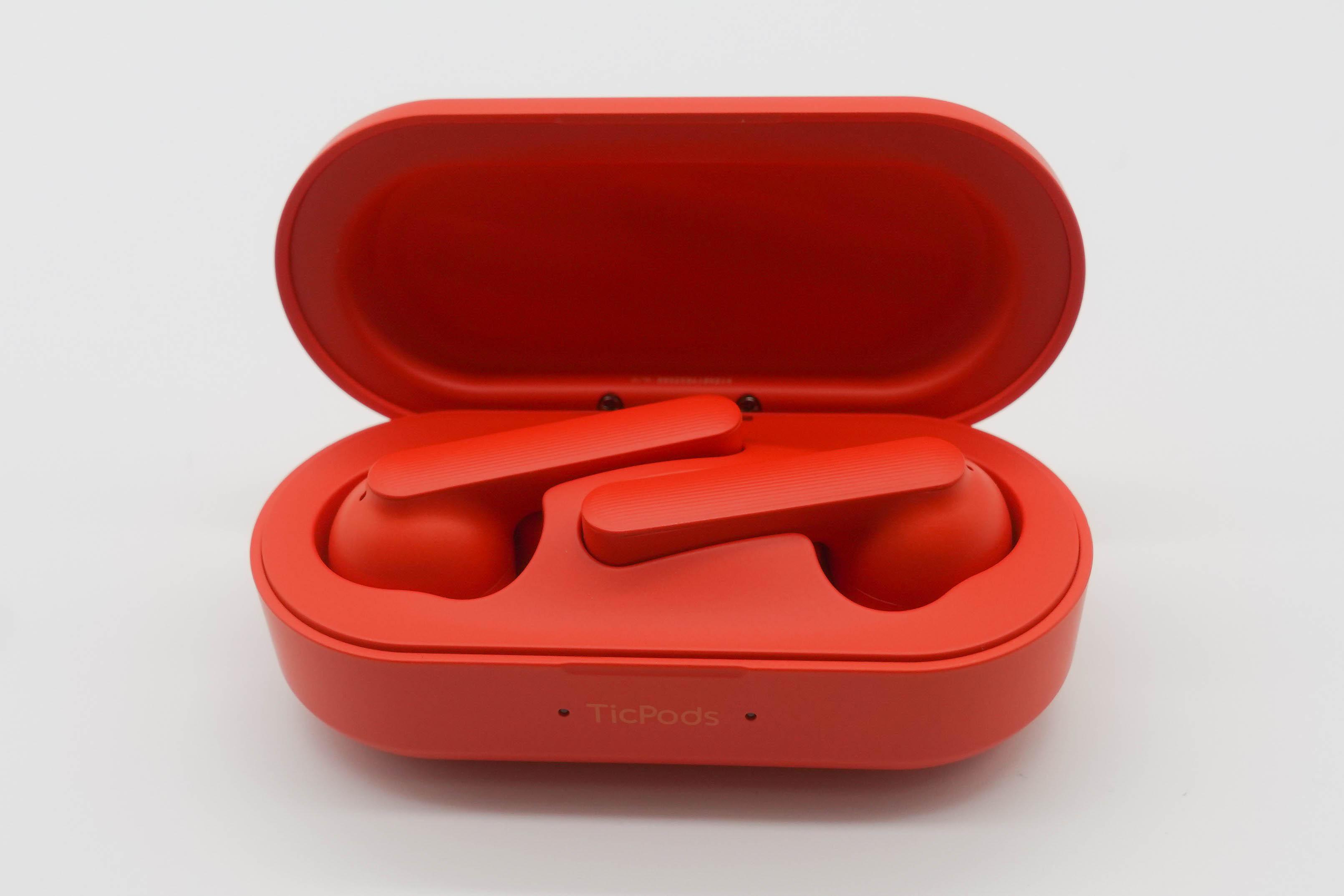TicPods Free 耳機+充電盒
