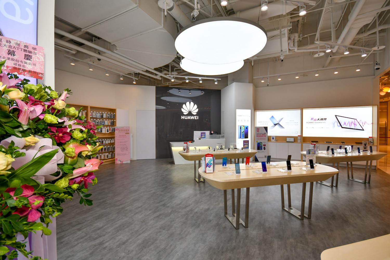 HUAWEI 新聞照片】華為台北大直 ATT 體驗店內環境照 (2)