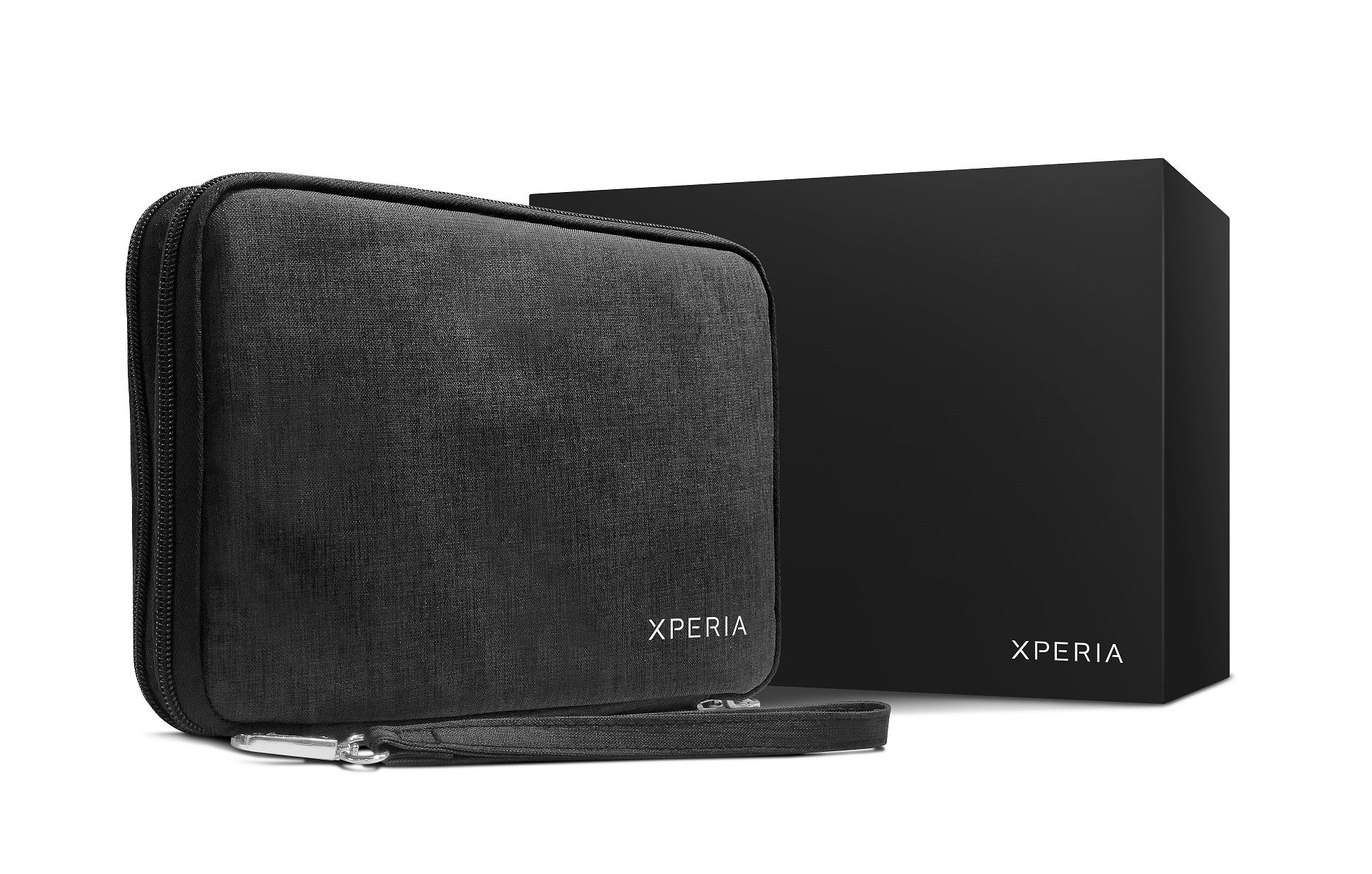 Xperia 3C配件理線收納包