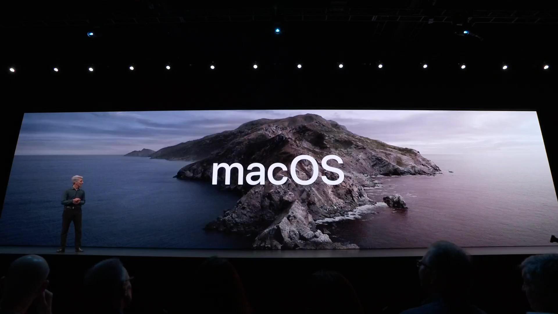 macOS Catalina 用 Apple Music、Apple Podcast 等app 取代 iTunes