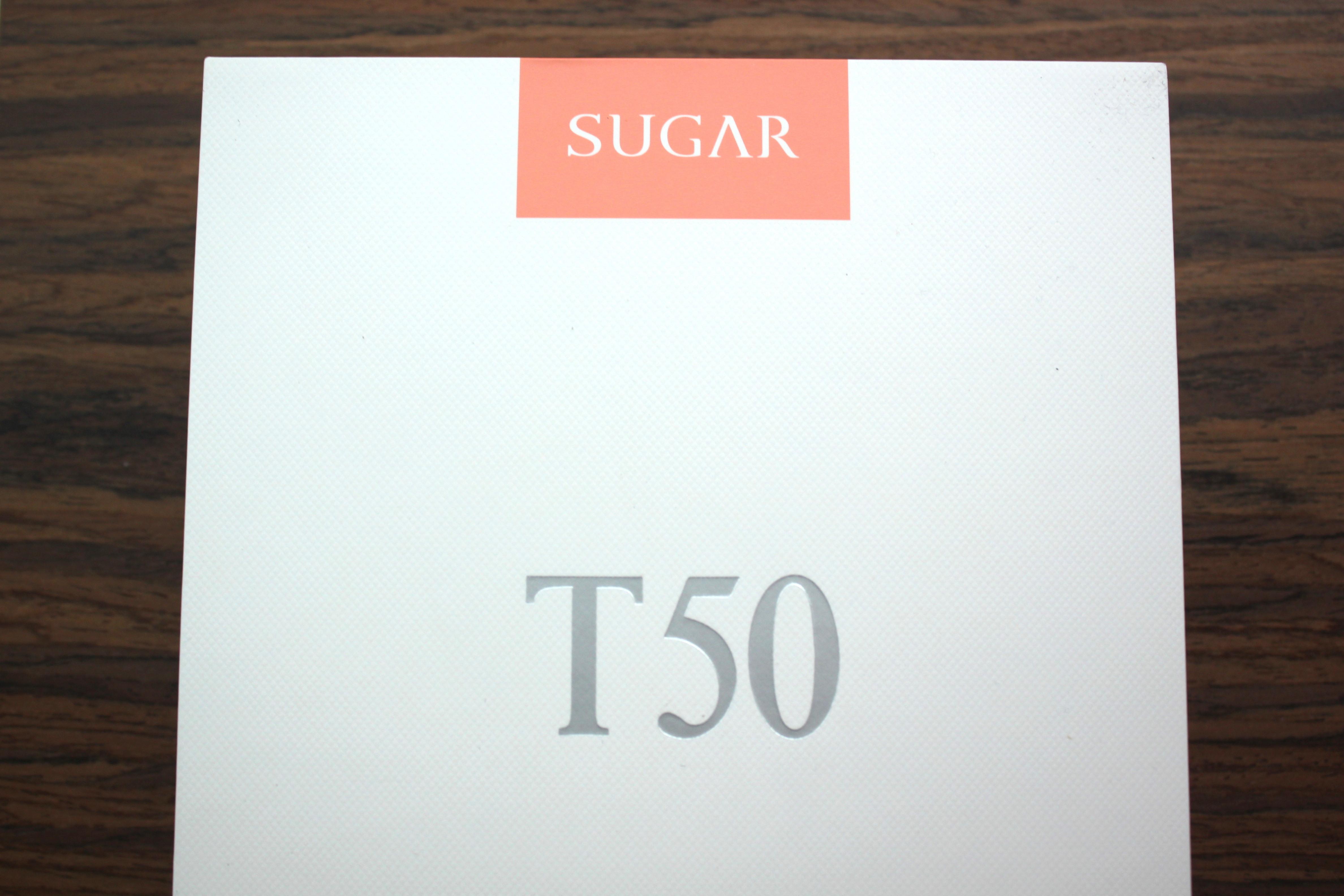 SUGAR T50 開箱體驗 | 外型別緻的高CP值手機 - 2