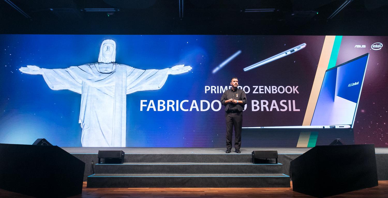 Made in Brazil的ZenBook筆記型電腦—ZenBook 14 (UX433)在今日發表會後開賣