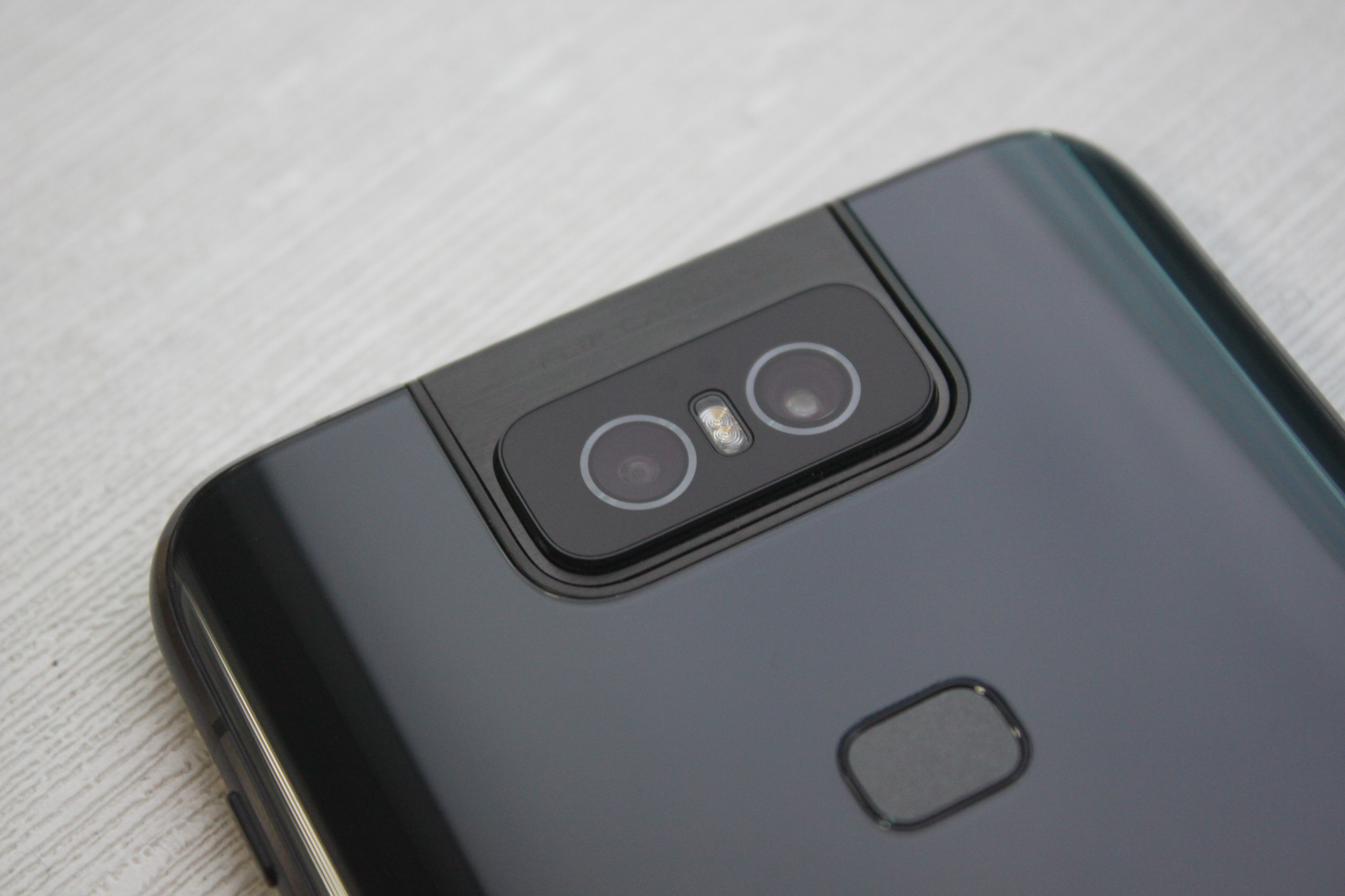 Zenfone 6 相機配置