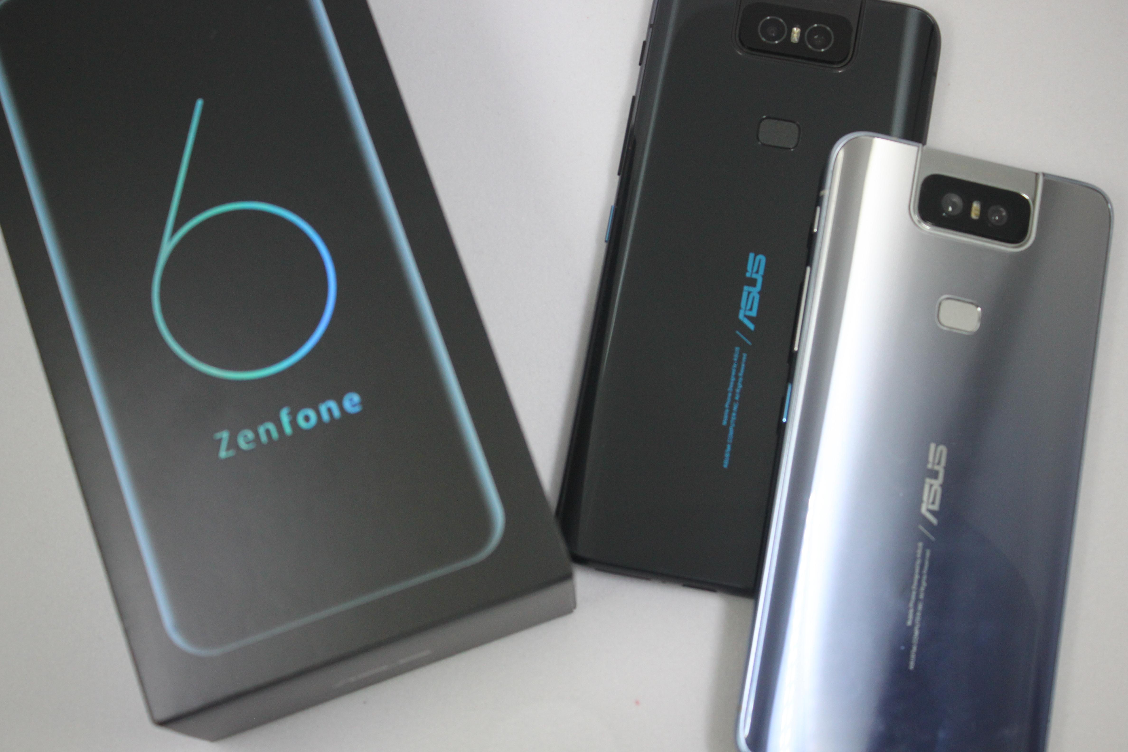 Zenfone 6 雙色