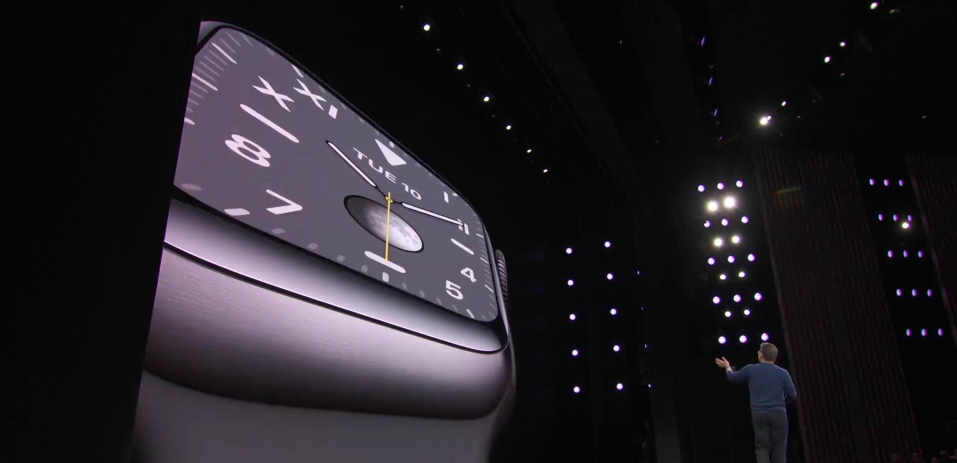 Apple Watch Series 5 鈦合金版本